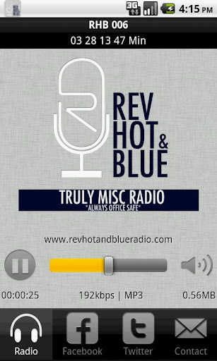 Rev Hot And Blue Truly Misc