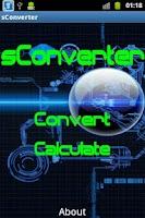 Screenshot of sConverter Free