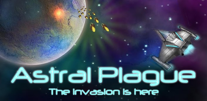 Astral Plague - аркадная космическая стрелялка