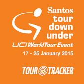 Tour Down Under Tour Tracker