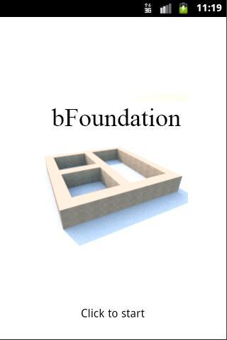 Расчет фундамента