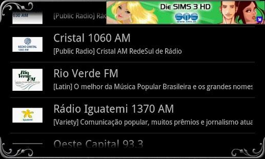 real Radio Brazil - screenshot thumbnail
