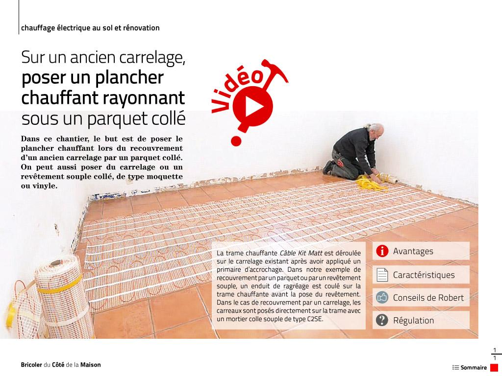 Bricoler Côté Maison - screenshot