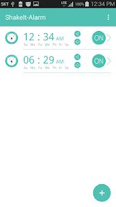 Shake-it Alarm v3.3.0