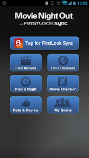 Movie Night Out FirstLook Sync - screenshot thumbnail