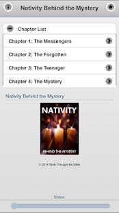 NATIVITY Behind the Mystery- screenshot thumbnail