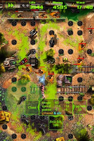 GRave Defense Gold - screenshot