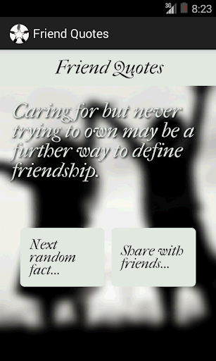 Friend Quotes