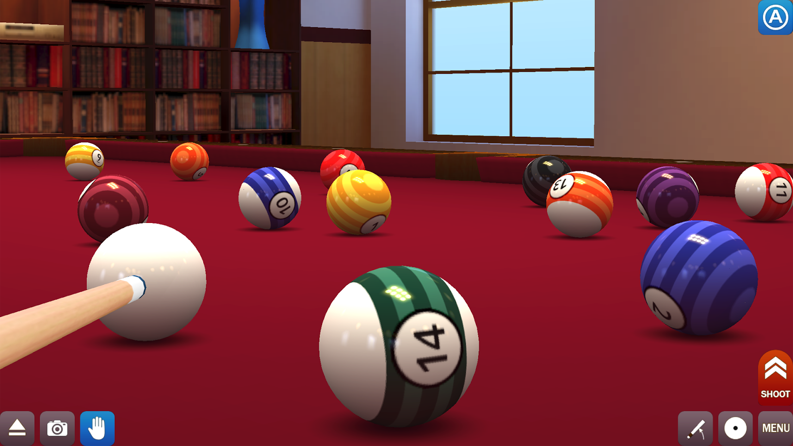 Pool Break 3D Billiard Snooker- screenshot
