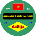 Learn morrocan dialect:daRija logo