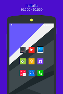 Goolors Square - icon pack v3.4.4