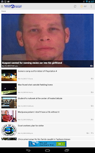 KRCR News7 - screenshot thumbnail