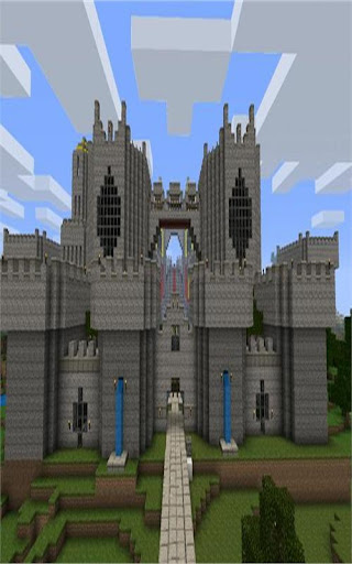 Awesome Minecraft Castles