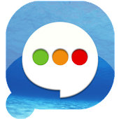 EasySMS Ocean theme