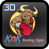 KNK boxing touch girl