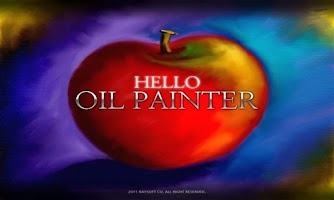 Screenshot of Hello Oil Painter