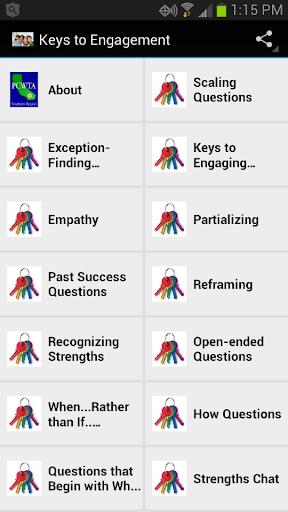 Keys to Engagement