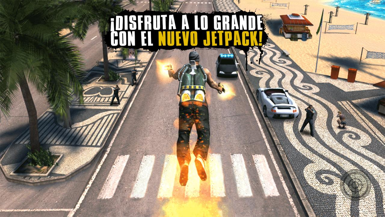 Gangstar Rio: Ciudad de Santos - screenshot