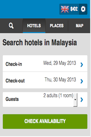 Malaysia Hotels Booking Cheap