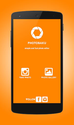 Photobaku 照片編輯器