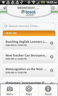 TESOL 2014 - screenshot thumbnail