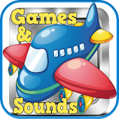Plane Toddler Games & Sounds