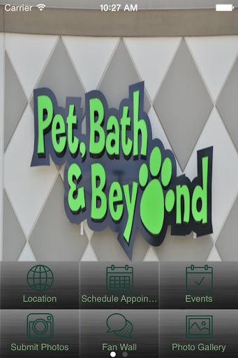 Pet Bath and Beyond