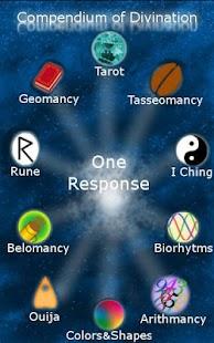 Compendium of Divinations - screenshot thumbnail