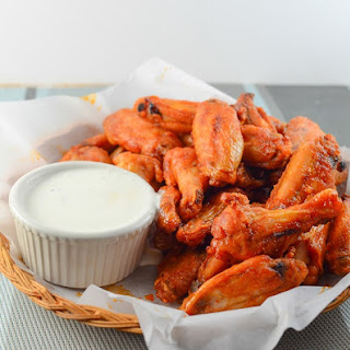 Sriracha Buffalo Wings Recipe