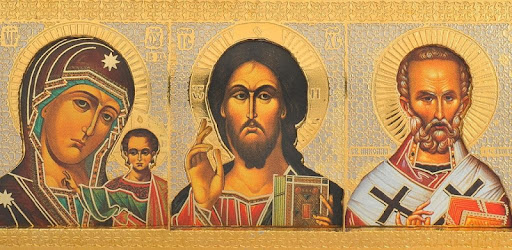 One of the most beautiful Orthodox icons of Jesus that I have ever seen  Lord Jesus