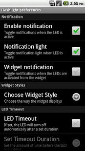 LED Flashlight - screenshot thumbnail