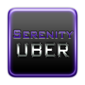Serenity UberMusic Skin Purple
