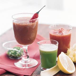 Spicy Tomato Juice.