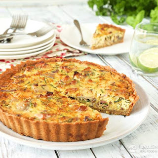 Pork & Egg Pie (Quiche)
