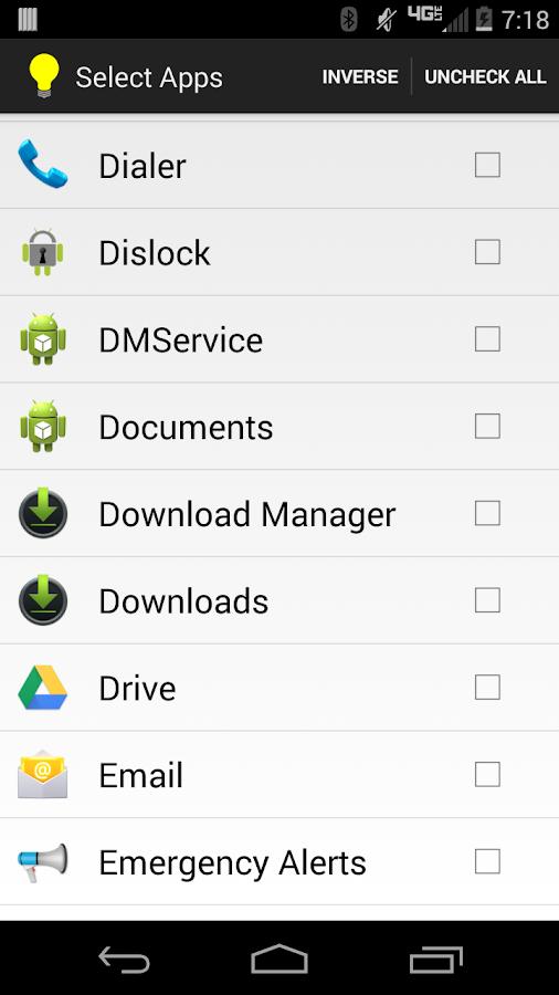 Screen Notifications - screenshot
