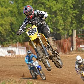 by Dave Hollub - Sports & Fitness Motorsports ( suzuki mx, motocross, mx,  )