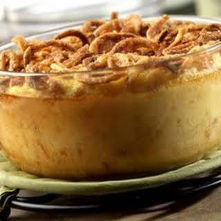 Creamy Corn Pudding.