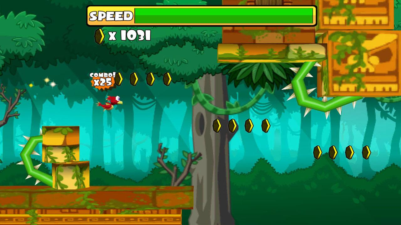 PhoenixRun- screenshot