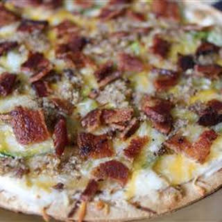 Jalapeno Popper Pizza.