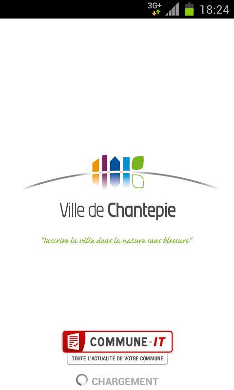 Ville de Chantepie– Capture d'écran