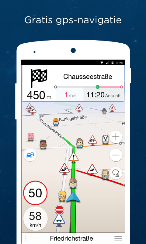 Navmii GPS Welt (Navfree) - screenshot