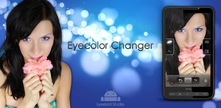 Augenfarbe Changer Pro