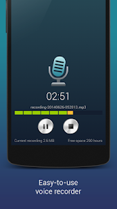 Hi-Q MP3 Voice Recorder (Full) v1.19.1
