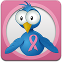 TweetCaster Pink for Twitter logo