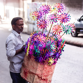 Life Is Colorful! by Jazz Photography - People Street & Candids ( canon, colorful, street, life is colorful, jazz photography, india )