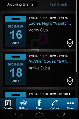 Charisma Events Dubai