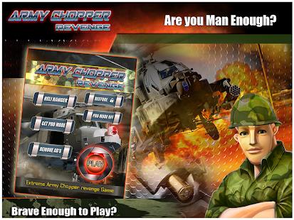 Army Chopper Revenge