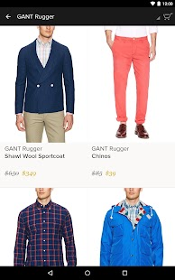Gilt - Shop Designer Sales- screenshot thumbnail