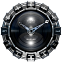 MANGAN Luxury Clock Widget icon