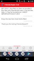 Screenshot of FriendsUtopia Chat